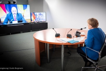 Le gouvernement allemand confirme son soutien à l'Ukraine pendant la crise
