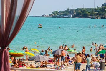 В Одесі після зливи не радять купатися у морі