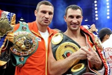 Boxen: Klitschko-Brüder eingeladen, am Boxturnier der Legenden teilzunehmen