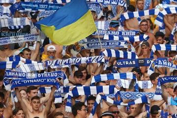 Le Dynamo Kyiv fête ses 93 ans