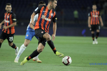 Shakhtar Donetsk striker Moraes may move to Roma