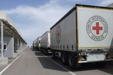 Des organisations internationales ont livré 157 tonnes d'aide humanitaire au Donbass en une semaine