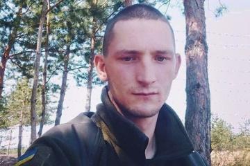 Le nom du militaire ukrainien tué hier dans le Donbass est dévoilé