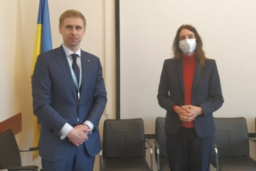 Ukraine informs UN about human rights violations in occupied territories