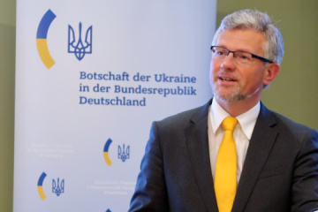 Ambassador Melnyk: Germany's decision puts an end to speculations around Nord Stream 2