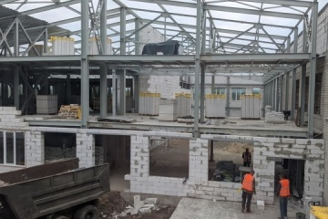 Ukraine plans to open 137 new schools by year-end