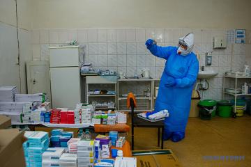 Coronavirus : 57 264 personnes contaminées en Ukraine, dont 1456 décès