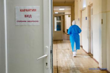 Covid-19 : un nouveau triste record enregistré en Ukraine