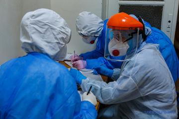Coronavirus : 24 000 décès depuis le début de l'épidémie en Ukraine