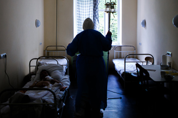 Ukrainian army reports eight new coronavirus cases over past day