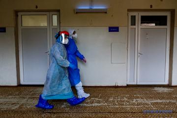 In Ukraine 1.670 Coronavirus-Fälle binnen des Tages