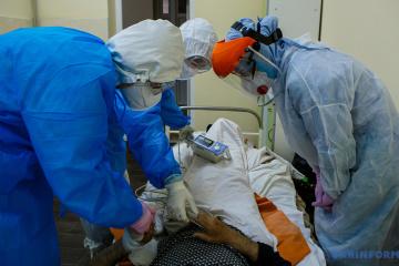 Ucrania confirma 18.616 casos de coronavirus