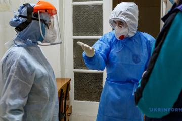 Coronavirus : 25 411 cas recensés en Ukraine