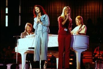 Televidentes eligen la mejor canción de la historia de Eurovisión