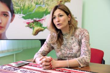 Zelensky a approuvé la candidature d'Emine  Dzhaparova au poste de première vice-ministre des Affaires étrangères