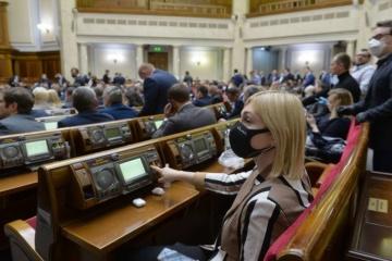 Kobiety w Parlamencie dziewiątej kadencji stanowią 21%