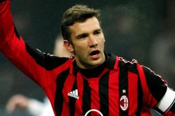 Шевченко увійшов до збірної Серії А, складеної з футболістів Східної Європи