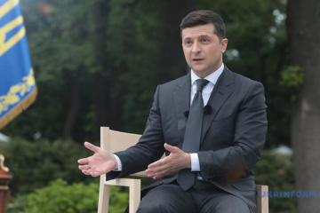 President Zelensky: Government should represent measures on Ukrainian winemaking development