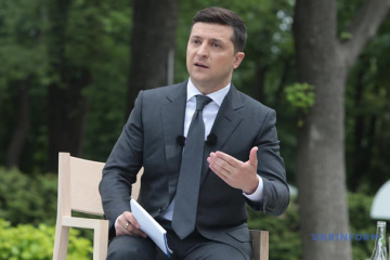 Zelensky comments on last year's return of prisoners: Ukraine does not leave its people