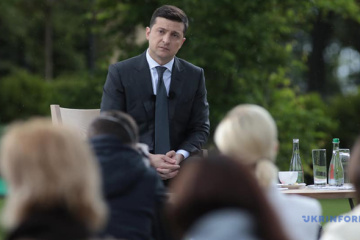 Sociologie: 50% des Ukrainiens ne font plus confiance au président Zelensky