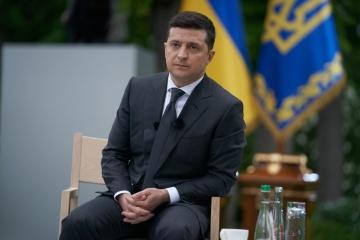 EU-Ukraine summit to be held in Brussels on Oct. 6 – Zelensky