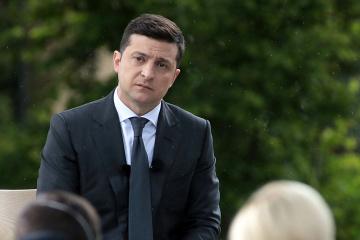 Zełenski usunął Fokina z Trójstronnej Grupy Kontaktowej