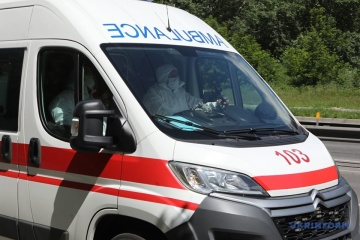 Coronavirus : l'Ukraine enregistre 7 342 nouveaux cas en 24 heures