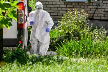 Nearly half of regions in Ukraine not ready to ease coronavirus lockdown