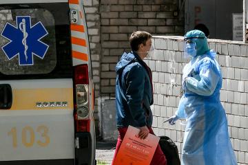 Coronavirus : l'épidémie continue à s'étendre en Ukraine