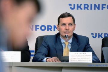 Ukraine ready to hold second round of talks with Iran on UIA plane on Oct 18-21 – Yenin