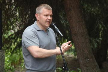 キーウ市内でダヴィデンコ最高会議議員が遺体で発見=警察