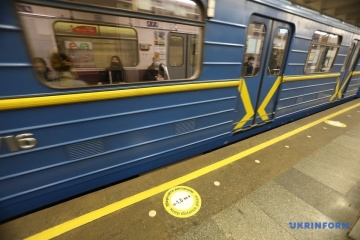 Corona-Lockdown: Kyjiwer U-Bahn fehlen 600 Mio. Hrywnja Einnahmen