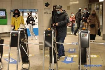 Kyiv reports 330 new coronavirus cases