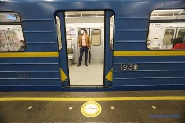 Le métro à Kyiv et Kharkiv reprend son service