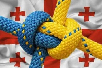 Ucrania y Georgia discuten la reanudación de vuelos y la importación de fertilizantes