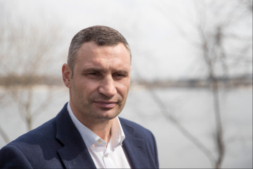 Most residents of Kyiv ready to support Klitschko in mayoral election - poll