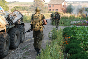 Invaders violate ceasefire in Donbas twice
