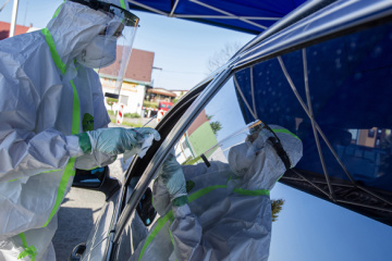 Coronavirus : 60 995 cas recensés en Ukraine, dont 829 en 24 heures