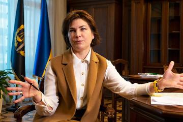 ヴェネジクトヴァ検事総長、ユルチェンコ議員への汚職犯罪容疑伝達文に署名