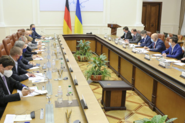 PM Shmyhal meets with representatives of German business