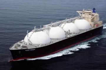 Gobierno acuerda un memorando sobre el suministro de gas natural licuado estadounidense a Ucrania