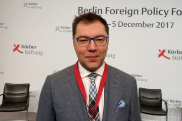Makeyev appointed as Foreign Ministry's special envoy for sanctions policy