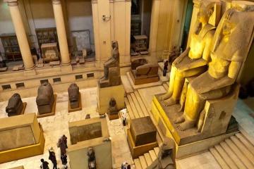 Єгипет до осені скасує туристам візи та надасть знижки на вхід до всіх музеїв