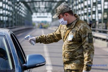 L'Ukraine ferme ses frontières aux citoyens étrangers