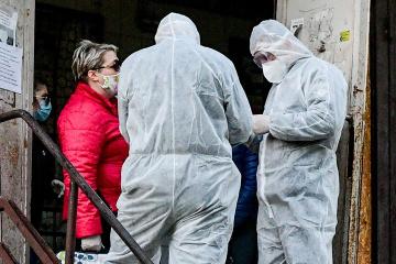 Ukraine meldet 4.766 neue Coronavirus-Fälle