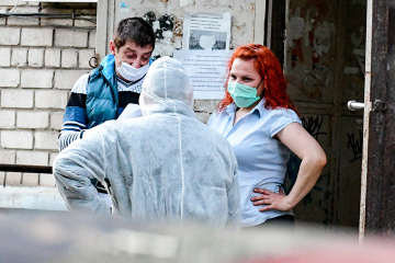 Ocho regiones y la ciudad de Kyiv no están listas para la relajación de la cuarentena
