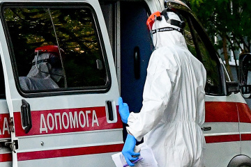 Ukraine reports 809 new coronavirus cases the in past 24 hours