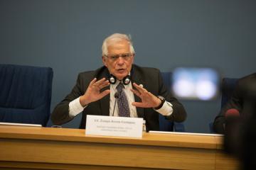Ukraine unternahm wichtige Schritte für einen Dialog. Nun ist Russland dran - Borrell