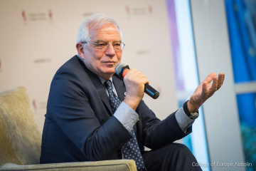Borrell besucht die Ukraine