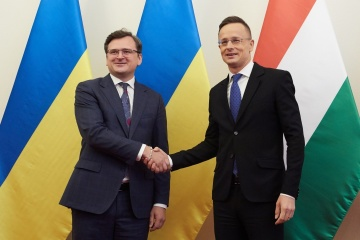 Kuleba invites Szijjarto to make joint visit to Zakarpattia region